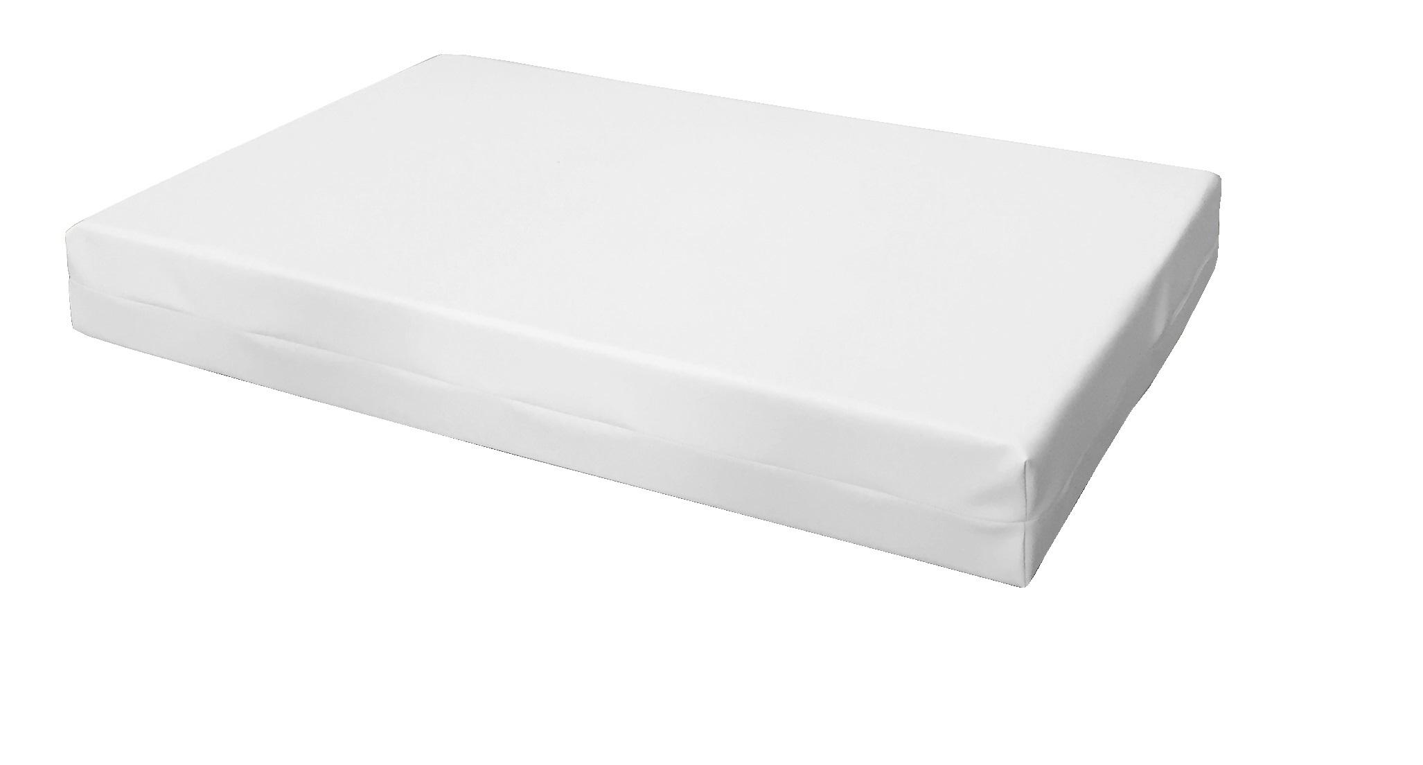 Cuscino per bancale misura 80x120x15 seduta divano pallet microfibra beige ebay - Cuscino per divano ...