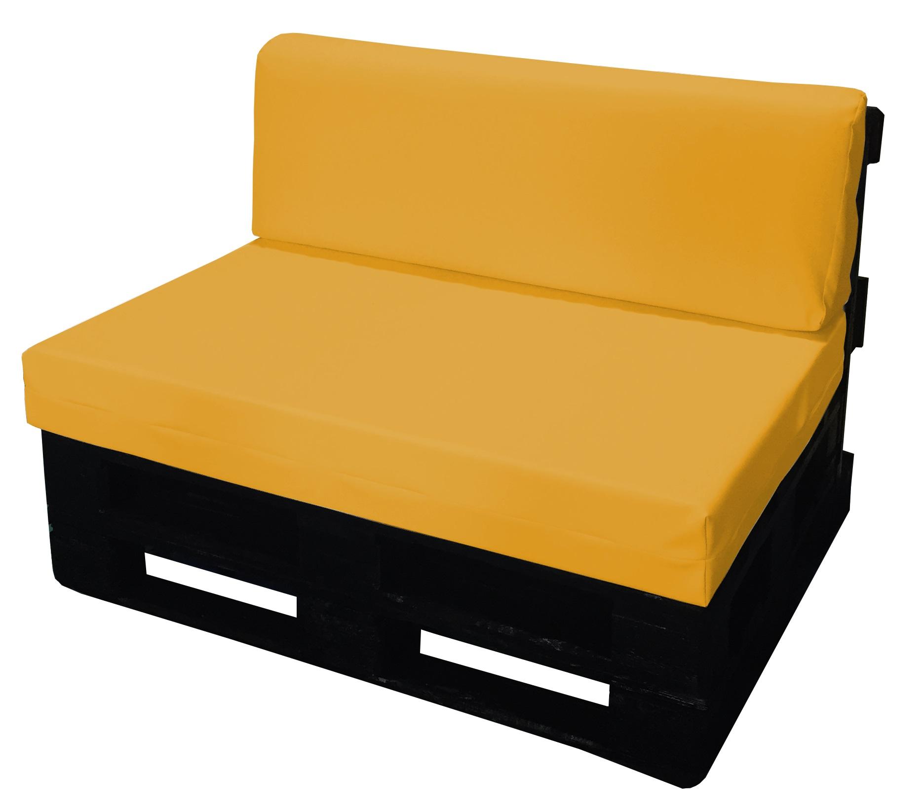 Cuscini Seduta Divano.Set Cuscino Per Bancale Seduta Schienale Divano Pallet Ecopelle